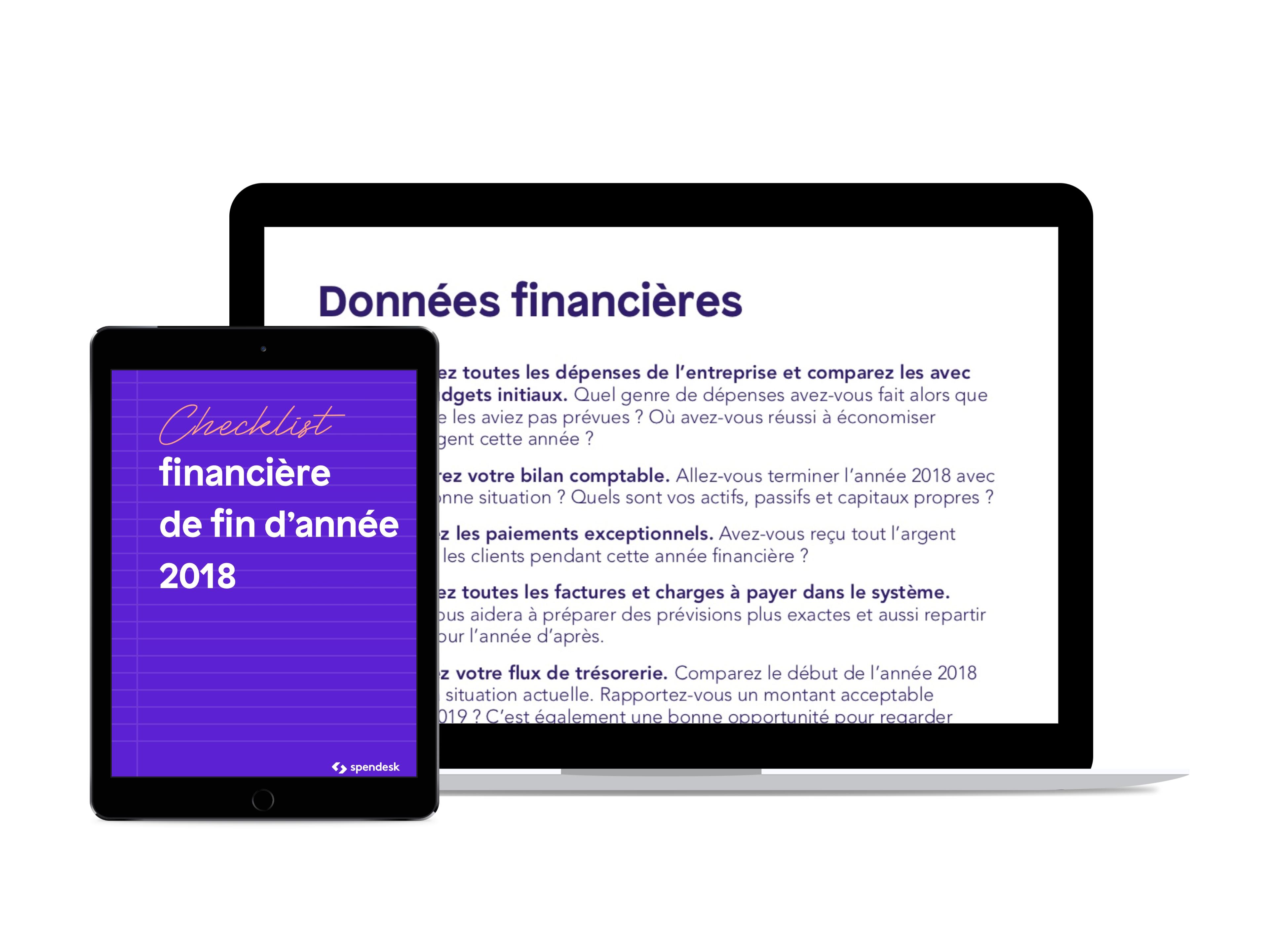 checklist-financiere-fin-annee-2018