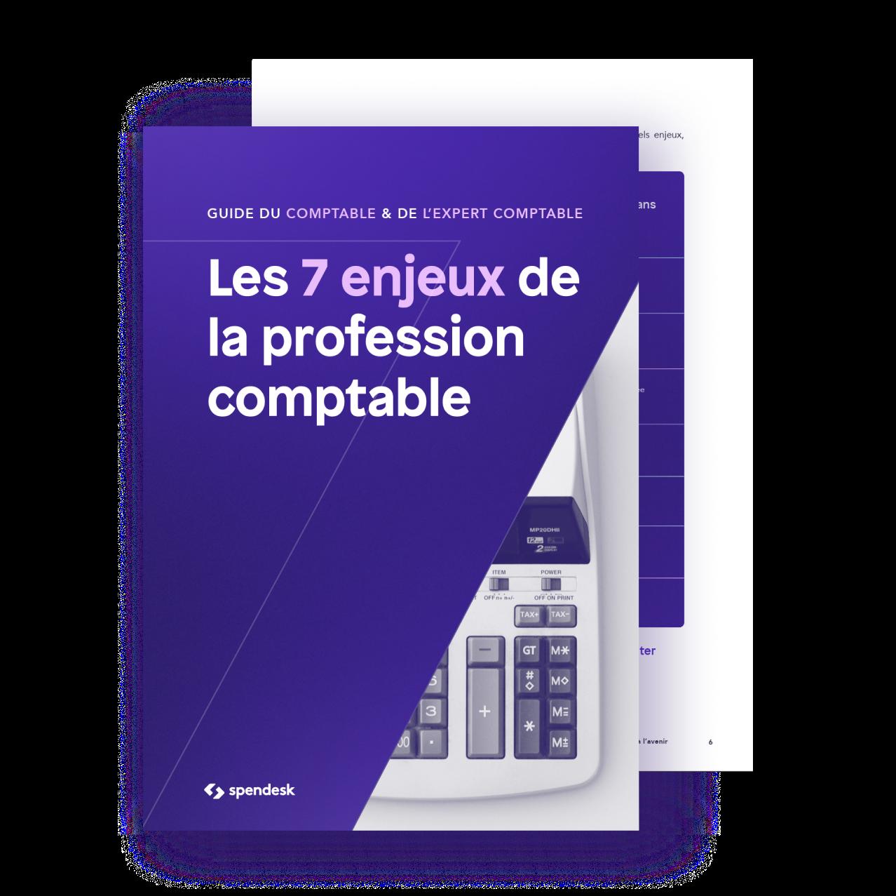 Ebook - Comptabilité - 7 enjeux de la profession