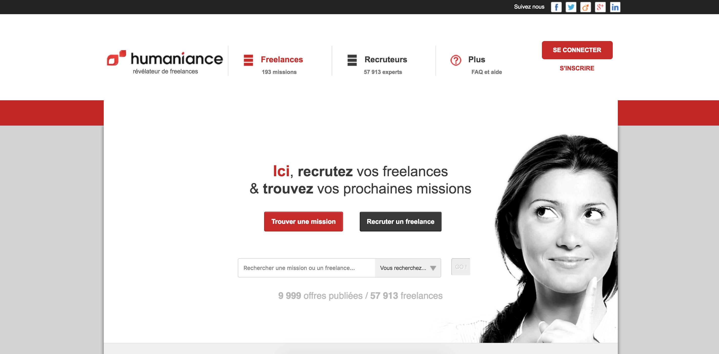 humaniance-plateforme-freelance